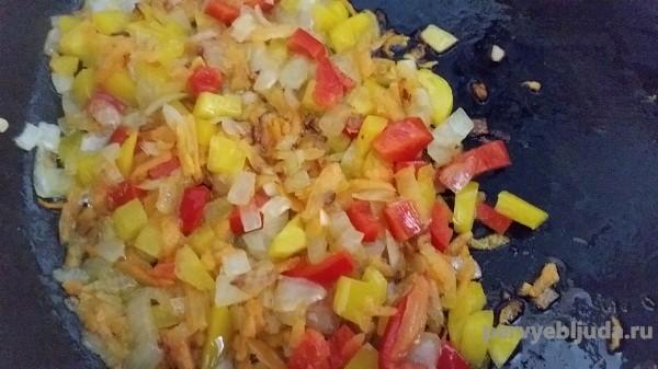овощи жаренные