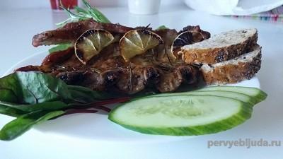Салат с курицей сыром грибами и кукурузой рецепт