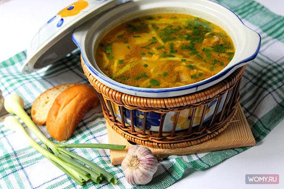 летний суп рецепты на лето