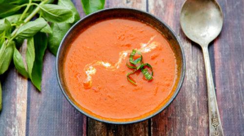 суп из помидоров