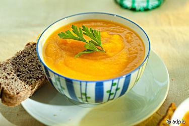 Как приготовить детский суп