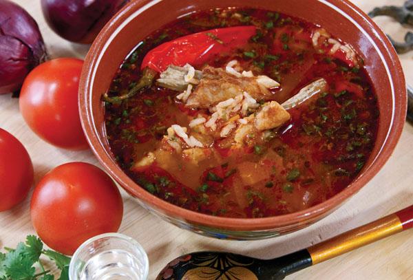 Как приготовить суп из баранины с рисом