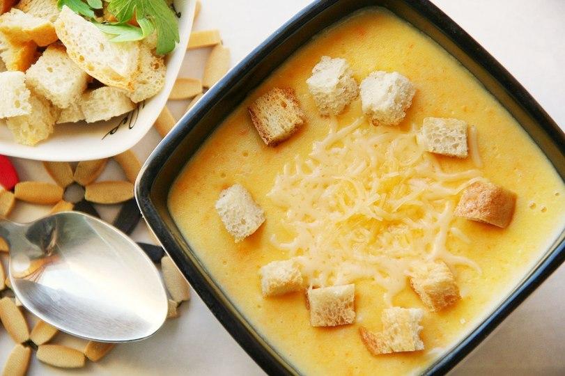 Необычный суп