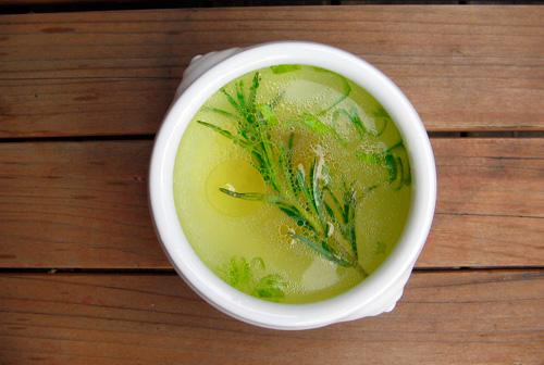 Суп Консоме— шедевр французской кулинарии