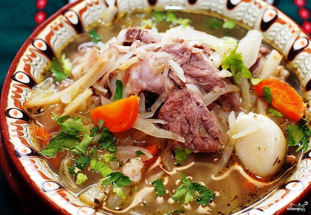 рецепт супа пюре с индейкой
