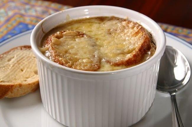 Французский суп