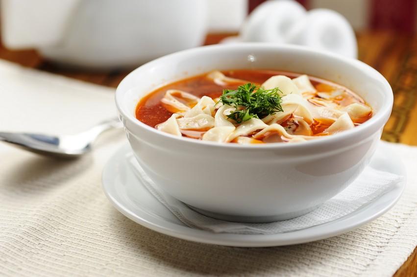 Как приготовить суп с телятиной