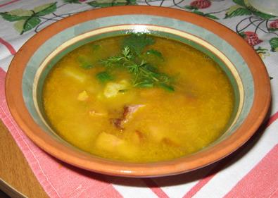 Варим гороховый суп