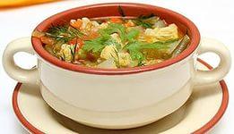 Боннский суп для похудения, худеем вкусно!
