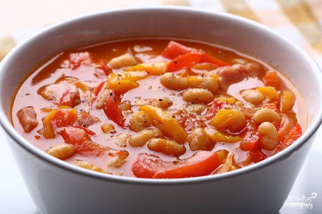 Рецепт супа из помидор