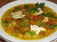 Суп из копченой рыбы: очень вкусный