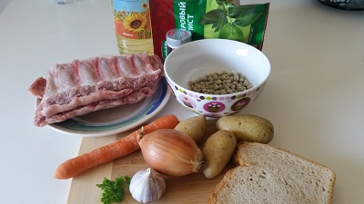 свекольник с яйцом рецепт с фото пошагово