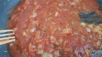 томатная зажарка