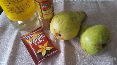 груши для десерта