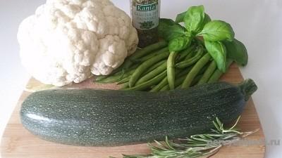 продукты для супа с цветной капусты
