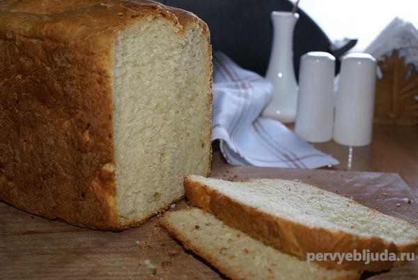 Старинный рецепт настоящего домашнего хлеба