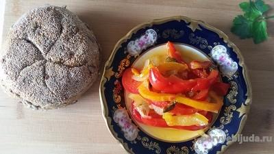 салат из перца на зиму
