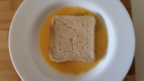 хлеб в кляре