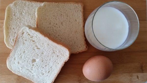продукты для гренок