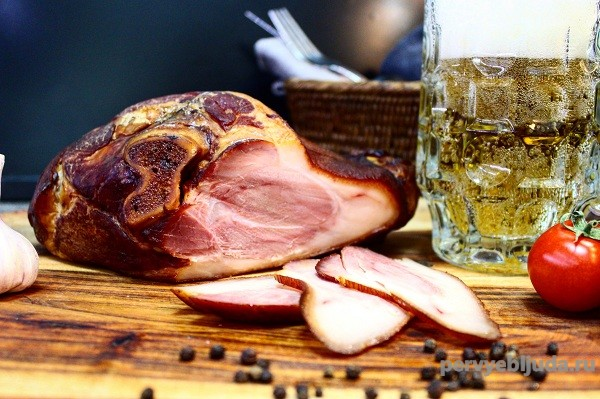 свиная рулька в духовке