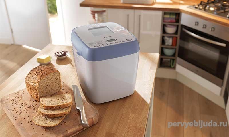 Советы пользователям хлебопечки