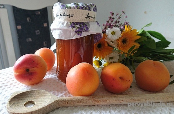 джем из абрикосов на зиму