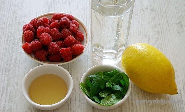ингредиенты для безалкогольного мохито