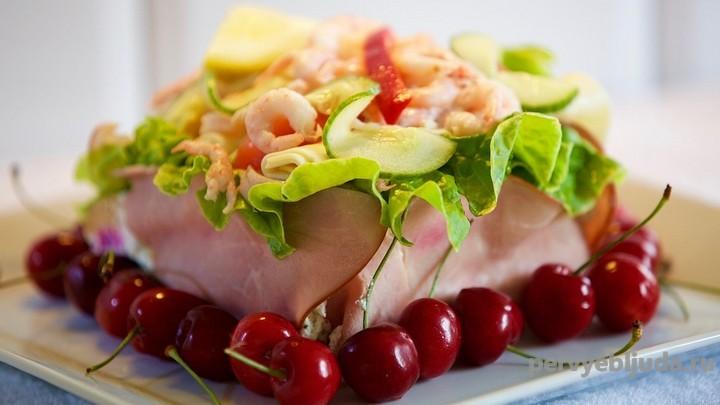 Простые и вкусные салаты— подборка топ 6!
