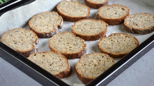 хлеб на бутерброды