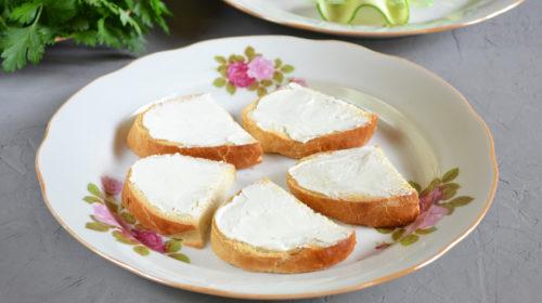 гренки с сыром для бутербродов