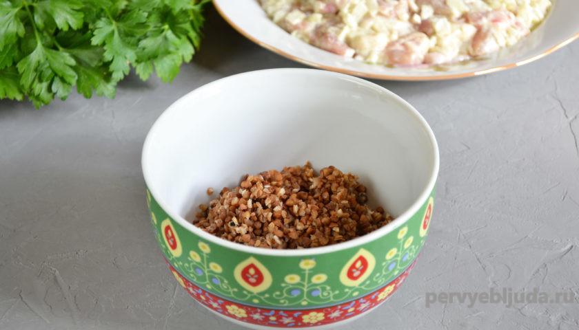 гречка для приготовления в горшочке