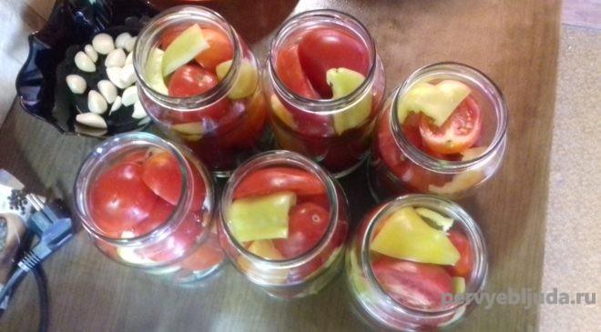 маринуем помидоры