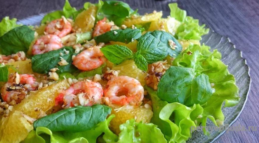 Простые не избитые праздничные салаты— 2 варианта!