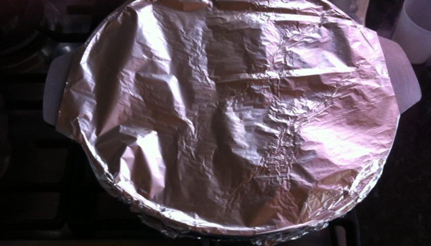 гречка с курицей в духовке