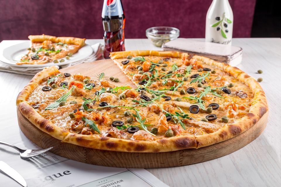 классическое тесто для пиццы