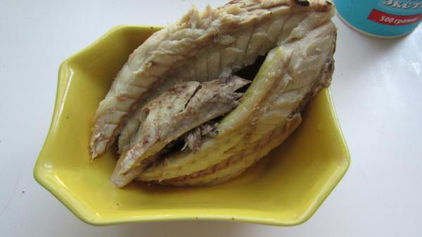 филе скумбрии