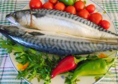 Соленая скумбрия по классическому рецепту в домашних условиях