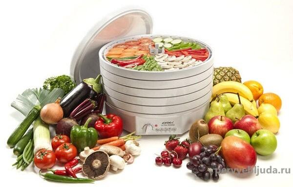 Заготавливаем витамины на зиму! Сушилки для овощей и фруктов