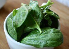 Как заморозить шпинат и что можно из него приготовить