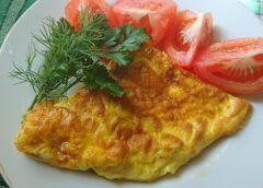 Король завтраков: Омлет с майонезом рецепт на сковороде