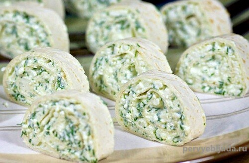начинка из сыра для лаваша