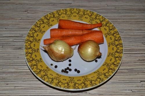 овощи для холодца