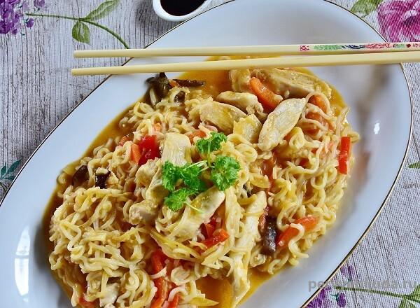 лапша wok