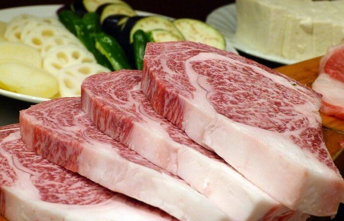 Что такое мраморная говядина?