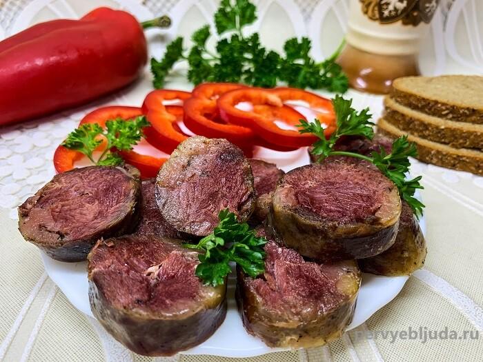 Как вкусно приготовить колбасу из косули, два вкусных рецепта!