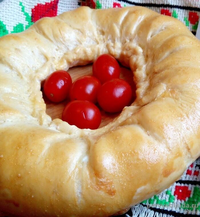 пирог-кольцо