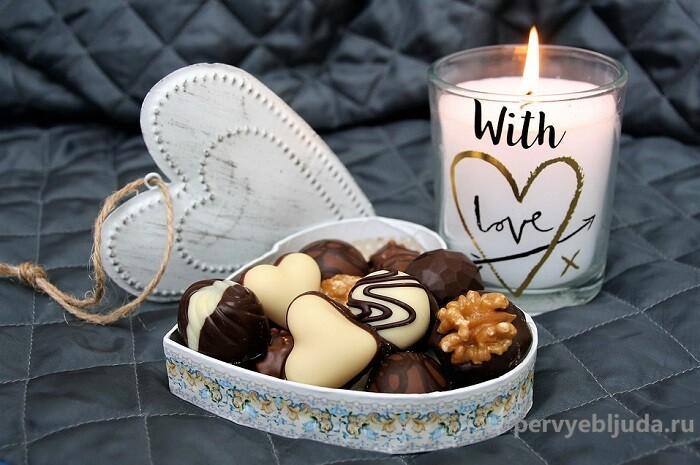 Как сделать шоколадные конфеты в силиконовой форме – советы от кондитеров