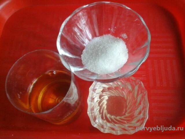 сахар и алкоголь