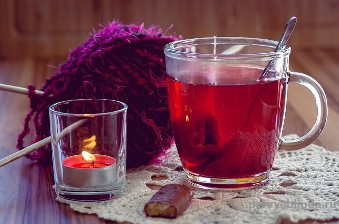 чай из фруктов