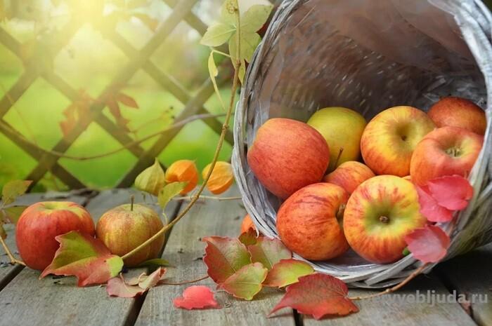 Что приготовить на праздник Яблочный Спас